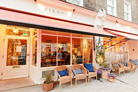 Marylebone's Jikoni set to become first independent restaurant to go carbon-neutral