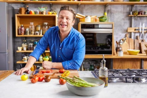 Jamie Oliver 'spat at' by angry pupils over healthy eating campaigns