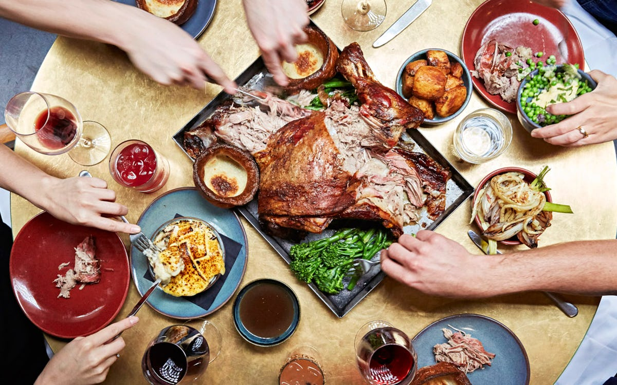 Best restaurants for groups London: Where to go for your next group dining event