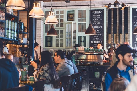 Restaurants encouraged to stick to table service despite easing of Covid restrictions