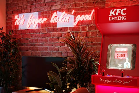 KFC to open House of Harland pop-up hotel in Shoreditch