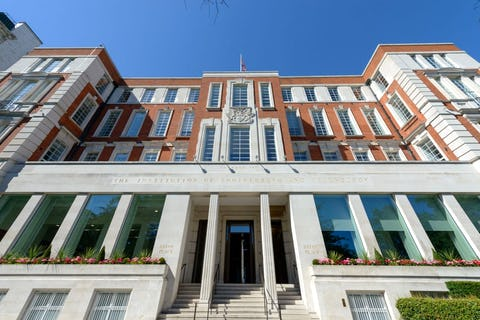 Searcys appointed caterers for IET London: Savoy Place