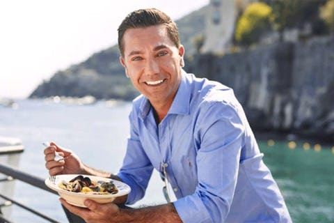 This Morning chef Gino D'Acampo's chain of Italian restaurants needed £12.9 million bailout
