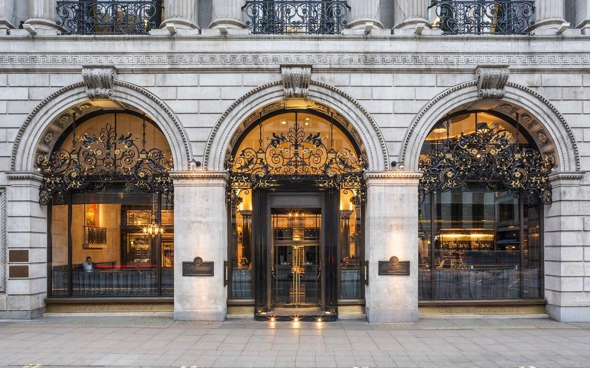 Legendary London restaurant The Wolseley faces threat of eviction