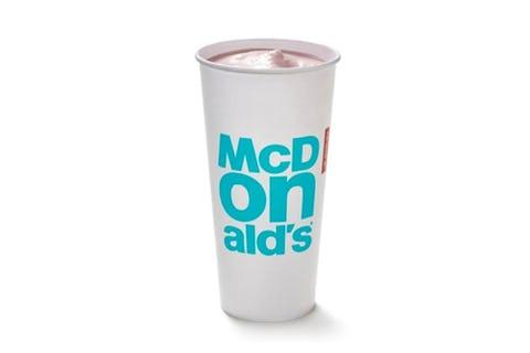 McDonald's runs out of milkshakes nationwide