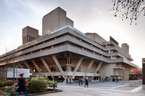 Win a backstage tour and afternoon tea for two at the National Theatre
