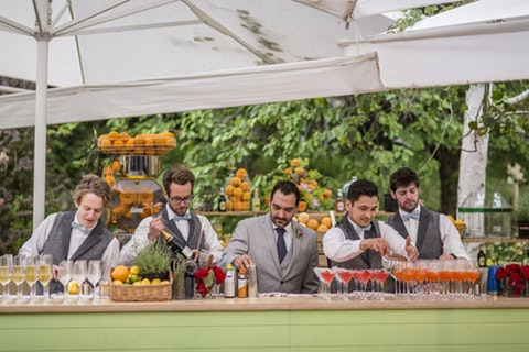 Chelsea Flower Show hospitality competition – get on it!