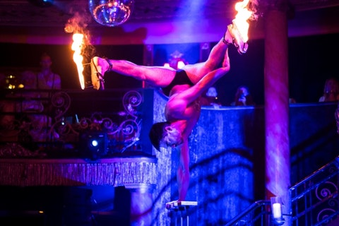 Win four VIP tickets to see Seven Sins at Café de Paris