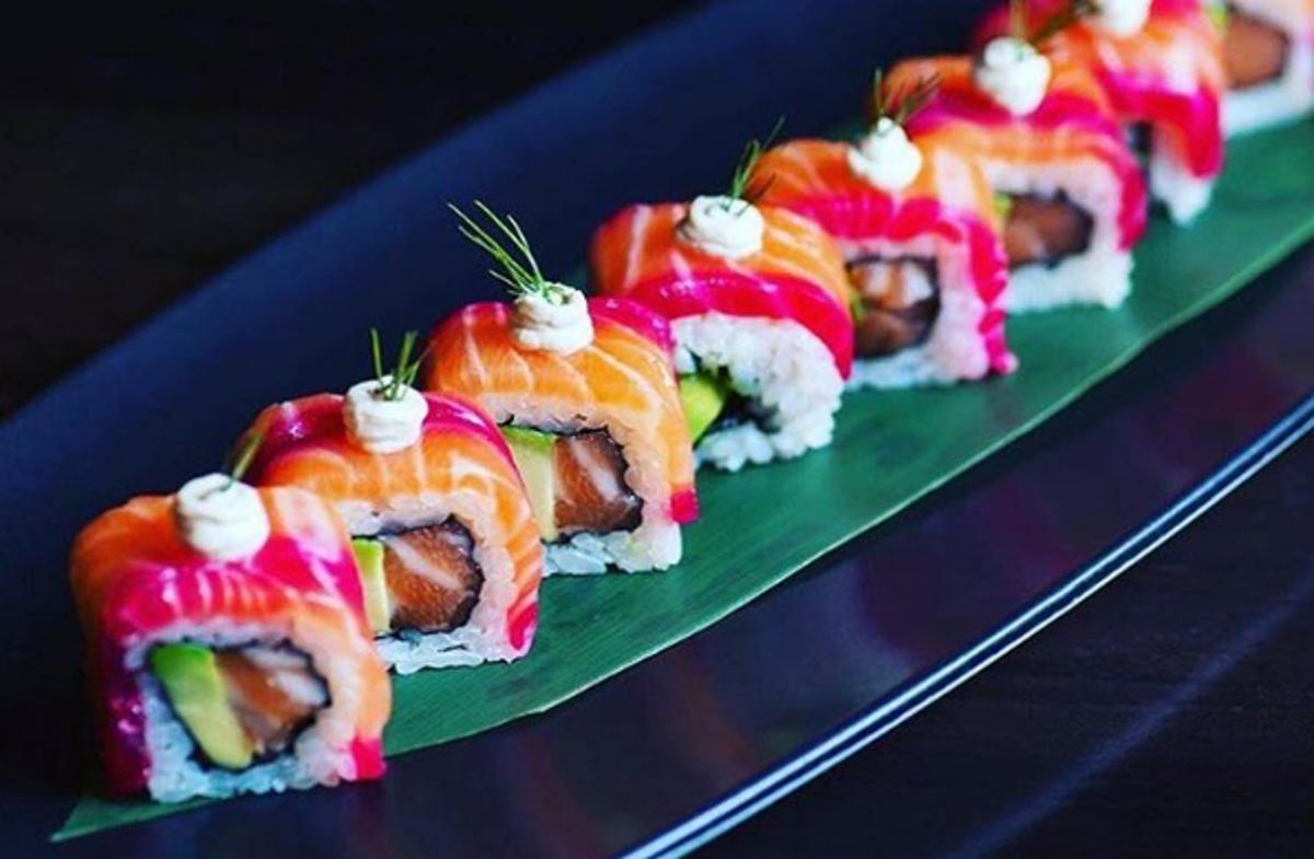 Win a sushi and sake masterclass at Buddha Bar