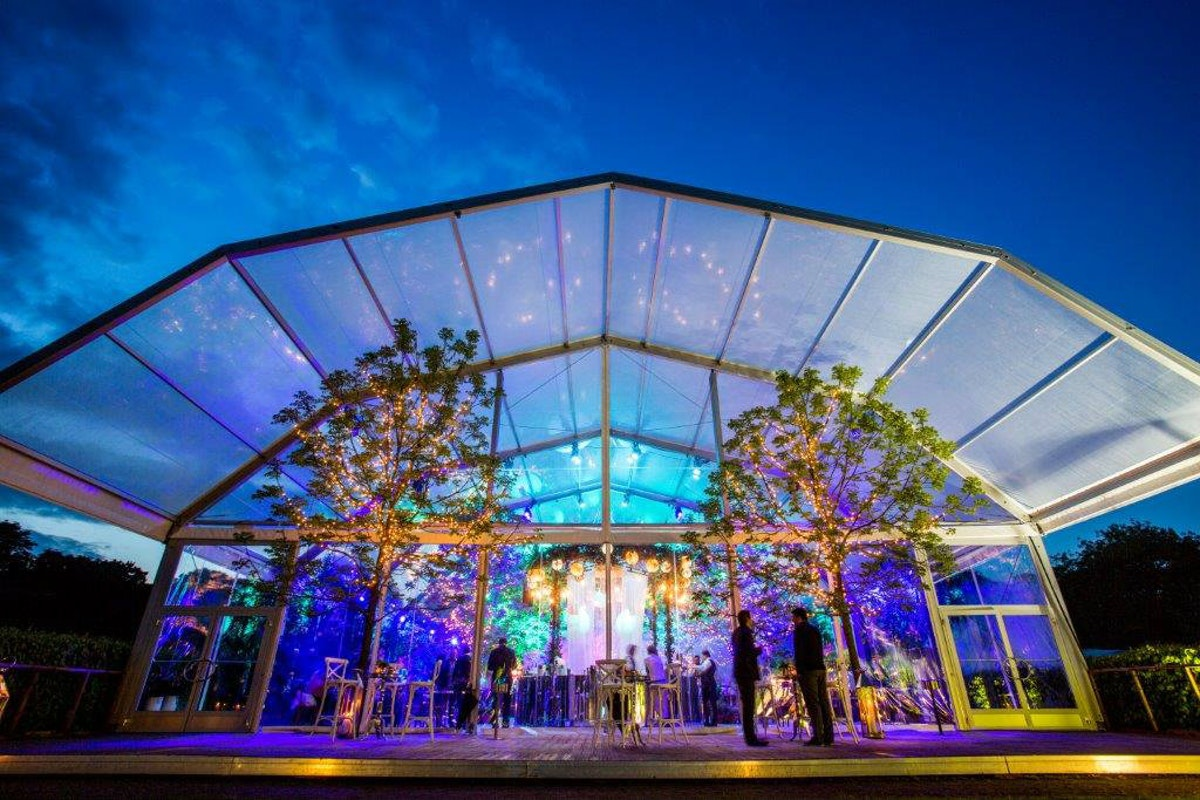 Our favourite temporary structures for all seasons