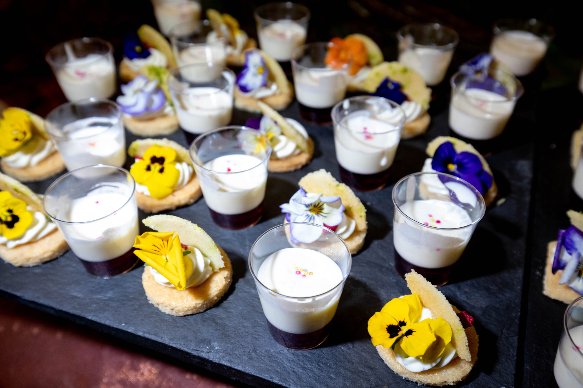 SquareMeal Venues and Events Canape Cup cinnamon kitchen