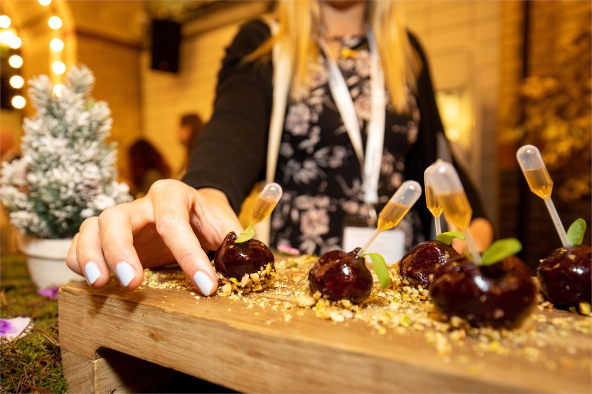 The SquareMeal Canapé Cup: which caterers came out on top?