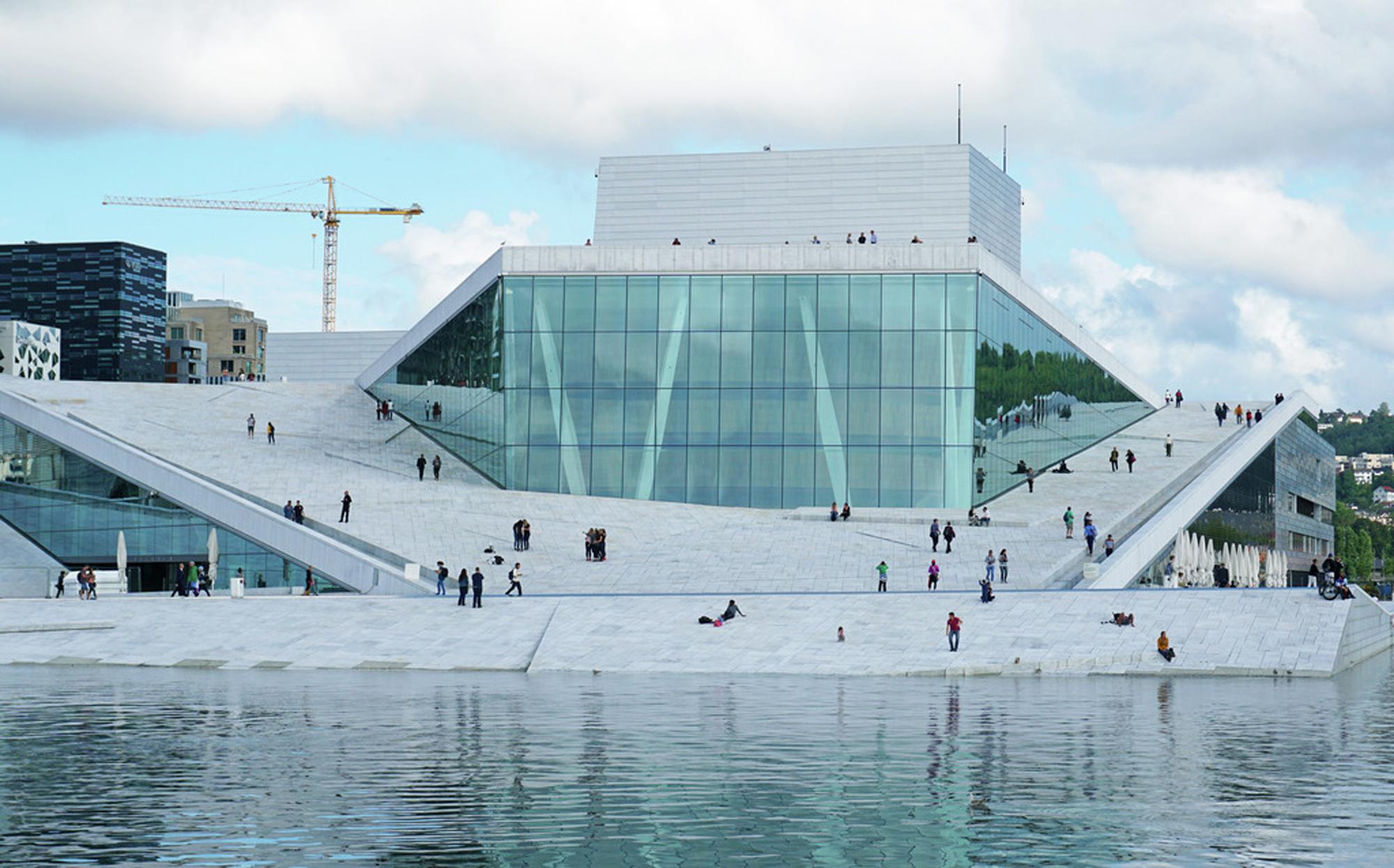 Oslo destination feature