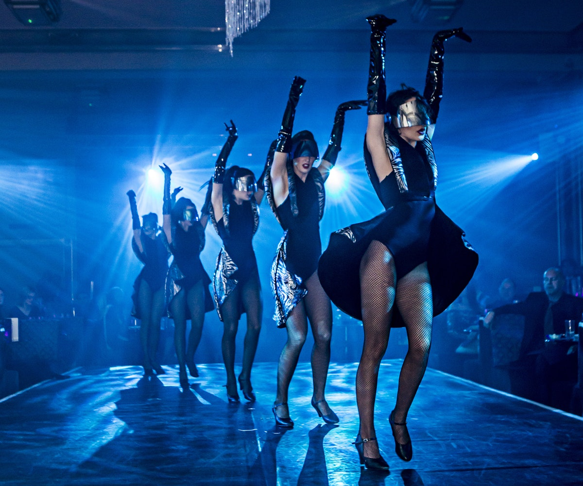 Event review: London Never Dies at Bloomsbury Ballroom