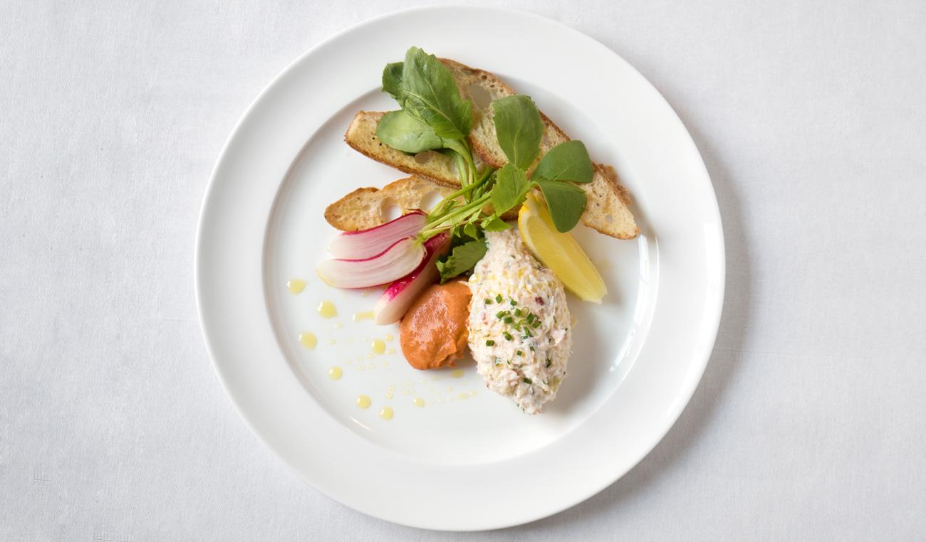 The Ned Millies pate London restaurants foodie