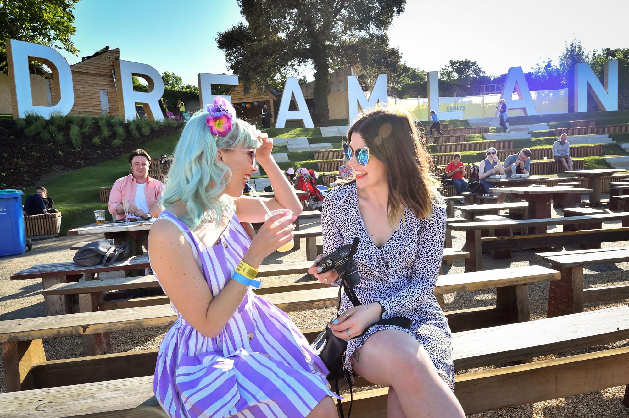 Dreamland festival event