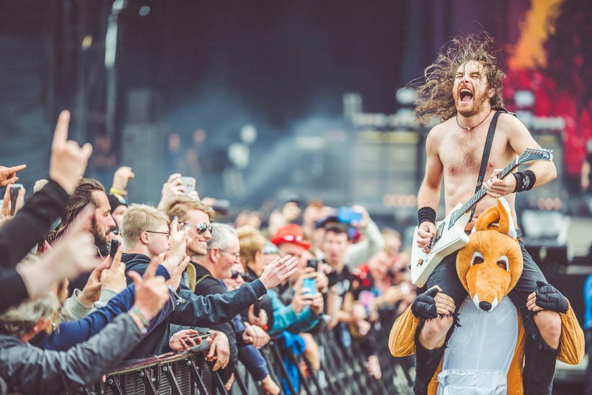 Event review: Download Festival, 9-11 June 2017