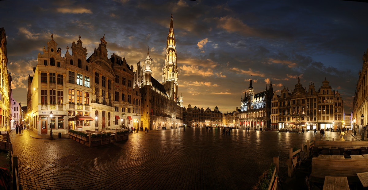 International destination focus: Brussels