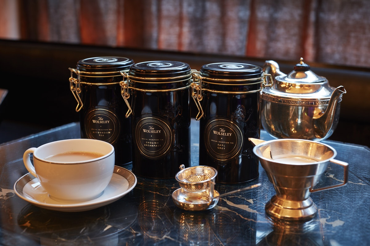 The Wolseley launches gift collection in time for Christmas
