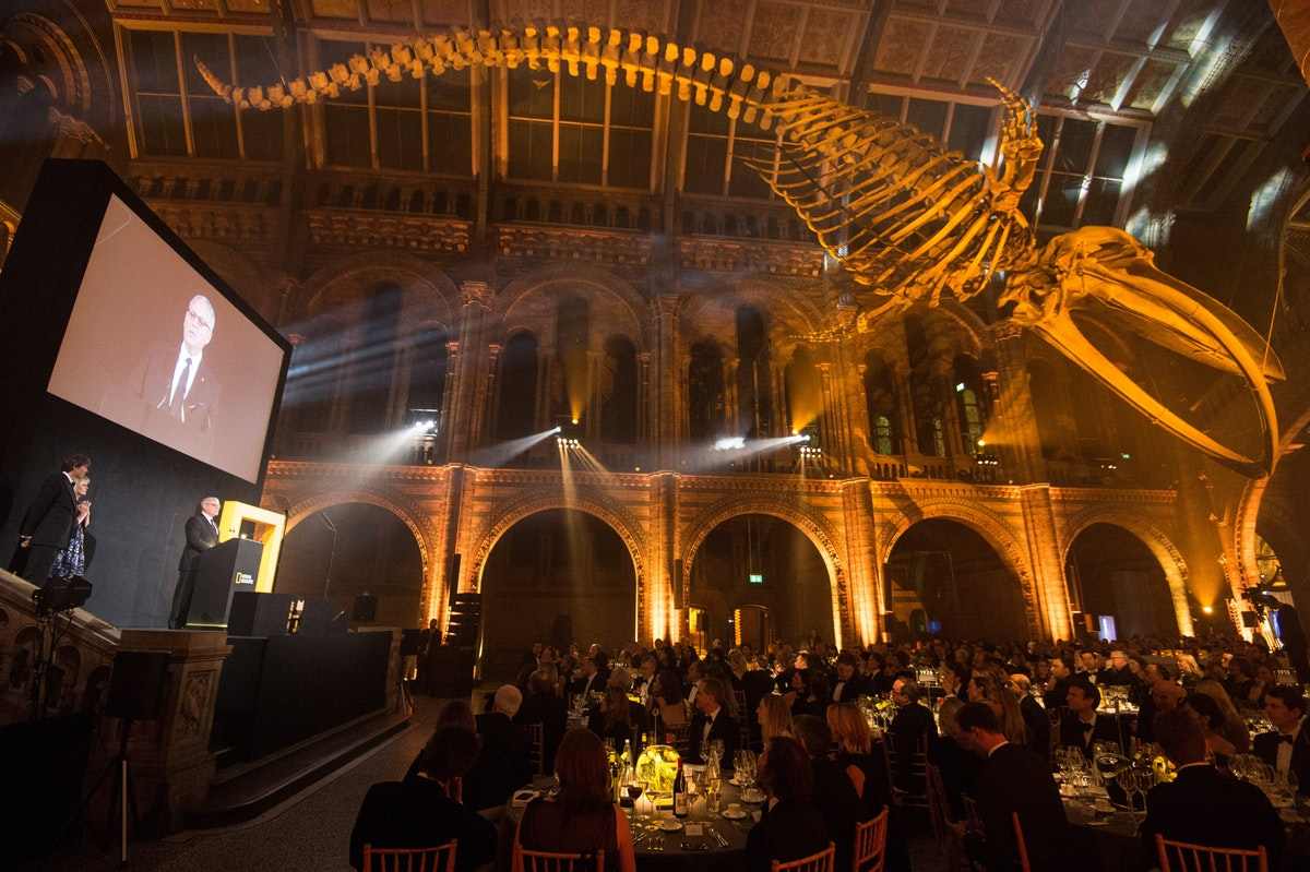Event review: National Geographic's Evening of Exploration, Natural History Museum