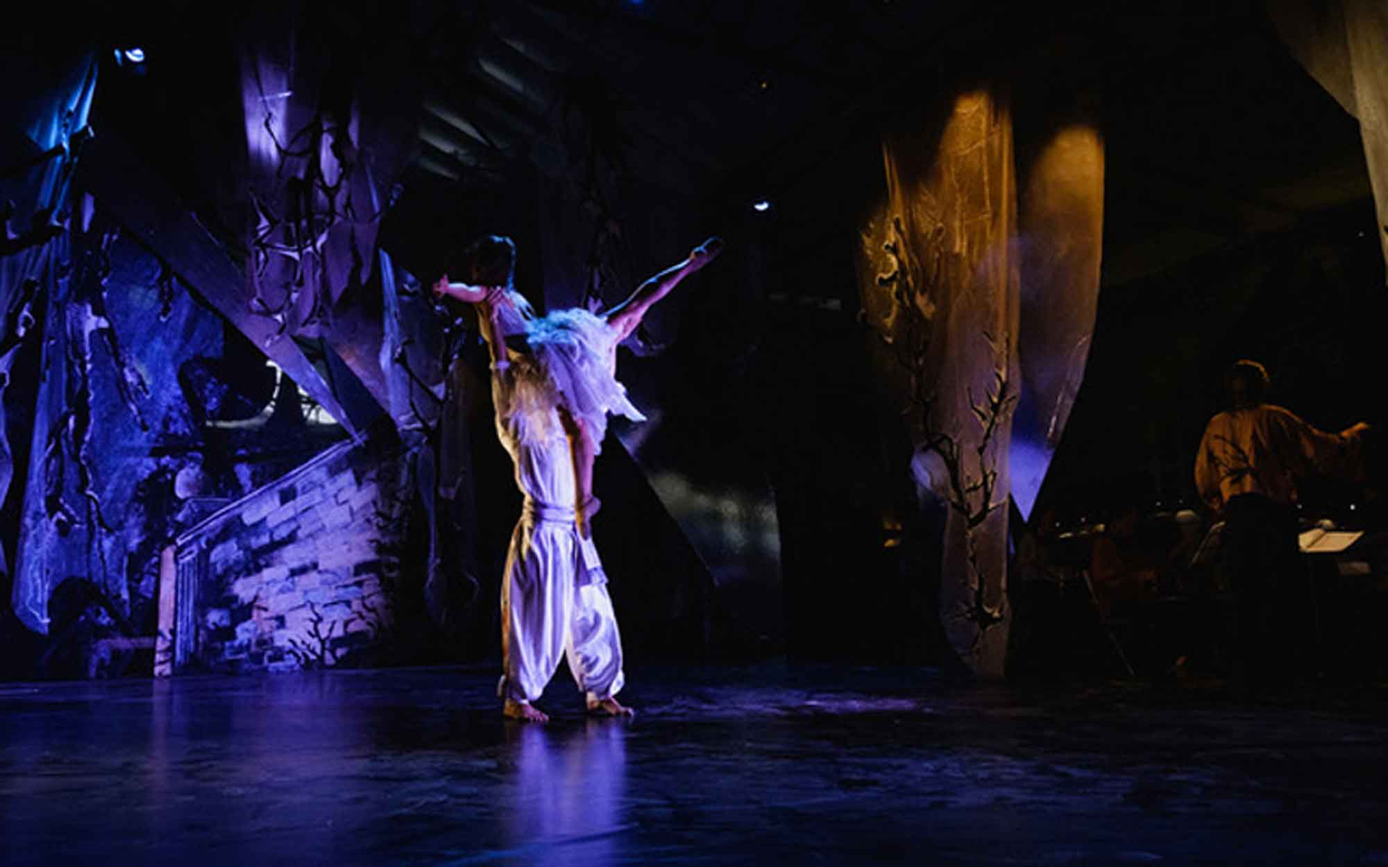 Great Masked Ball Immersive Swan Lake Experience
