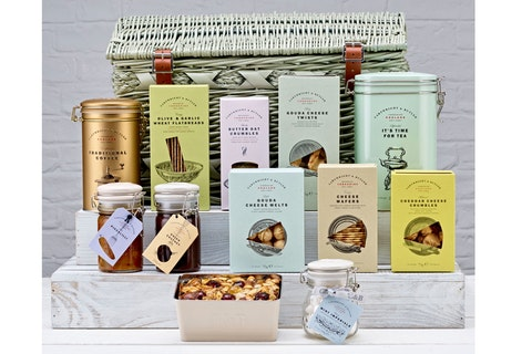 Corporate gift review: Cartwright & Butler Ribblesdale Hamper