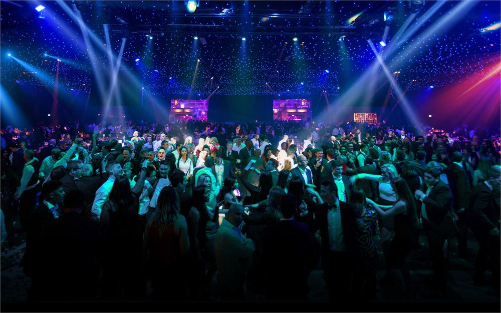 Calling all events professionals: it's time for YOU to party