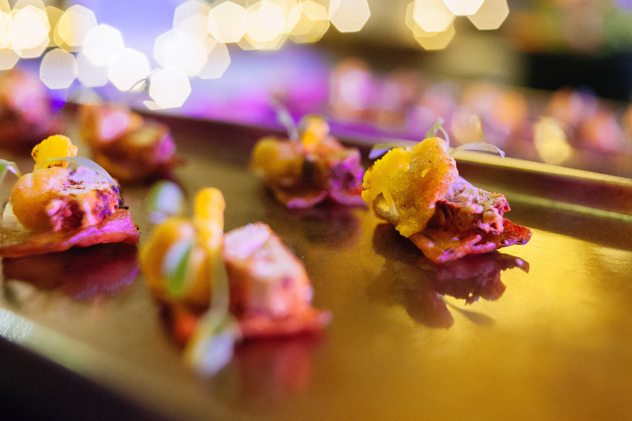 Canape Cup 2017 SquareMeal caterers competition Berkeley Catering