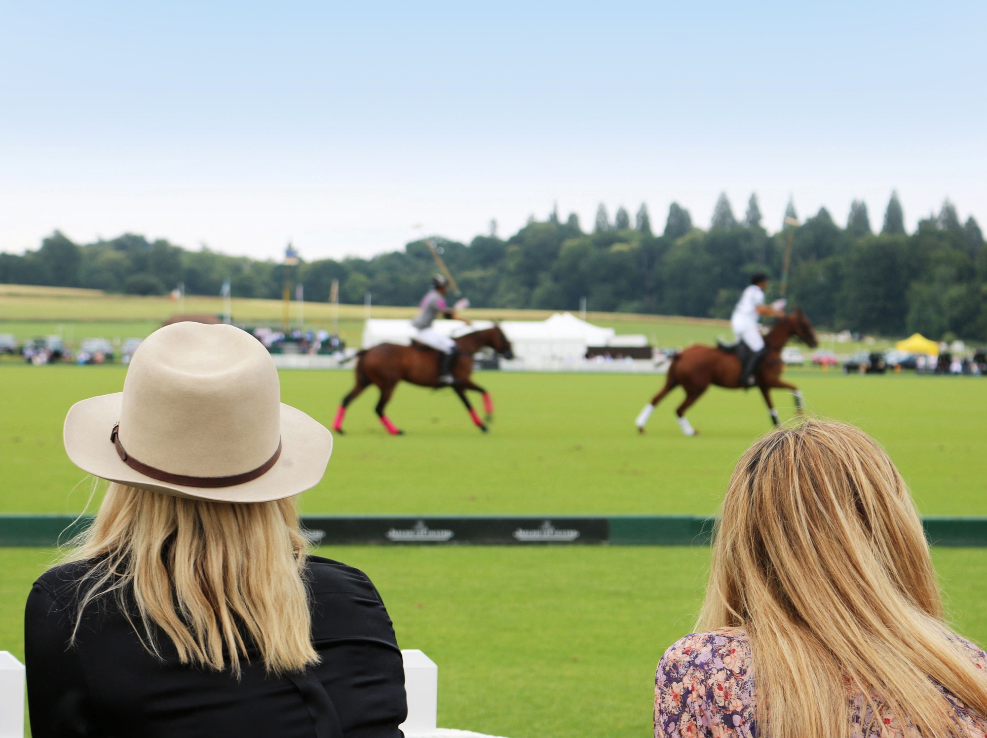 Event review Jaeger-LeCoultre International Gold Cup at Cowdray House polo match english countryside