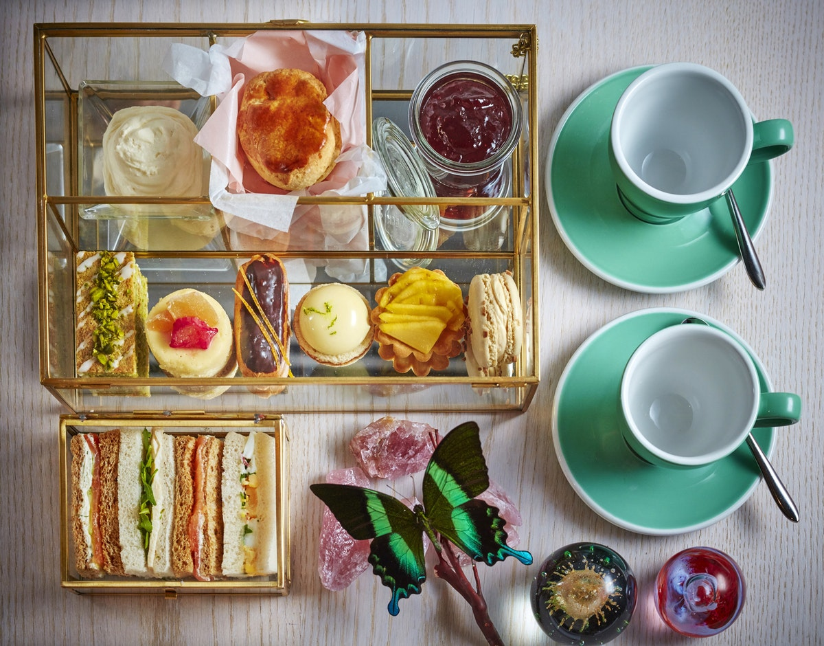 Best new afternoon teas