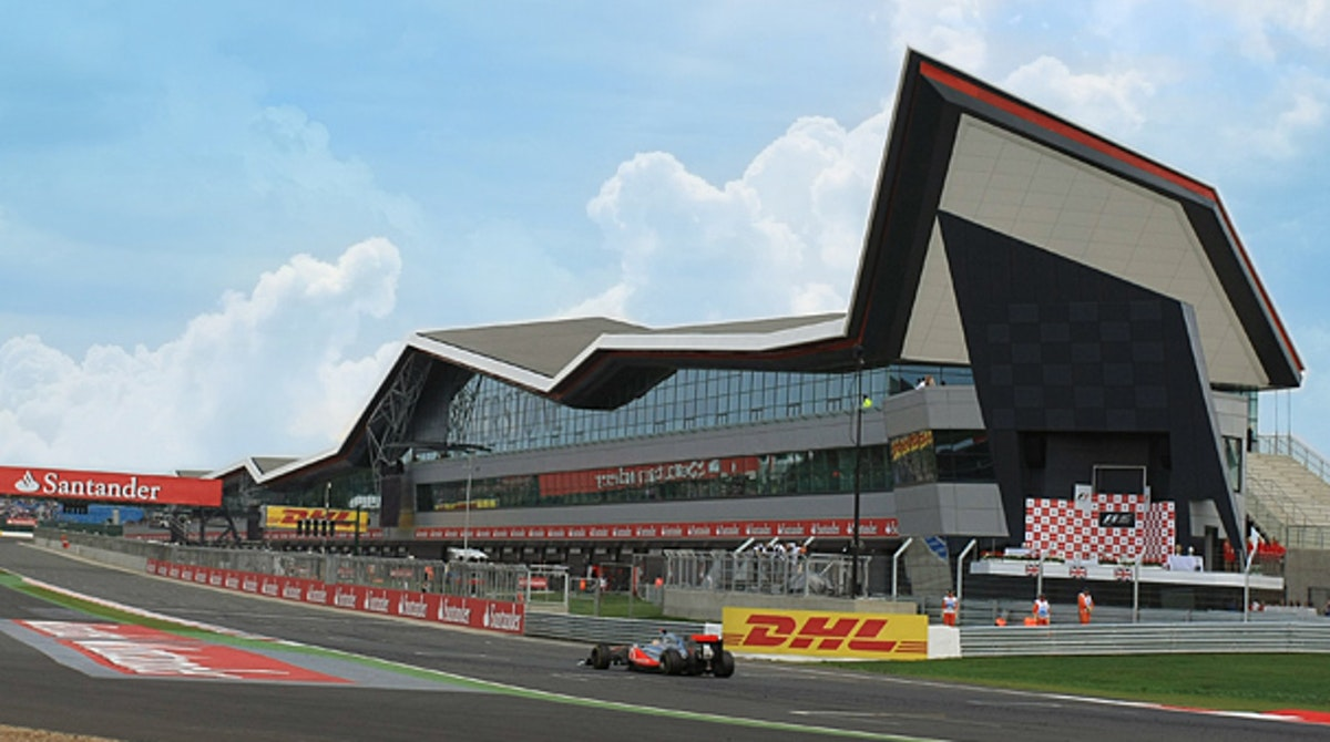 Book your group in for the British Grand Prix this July