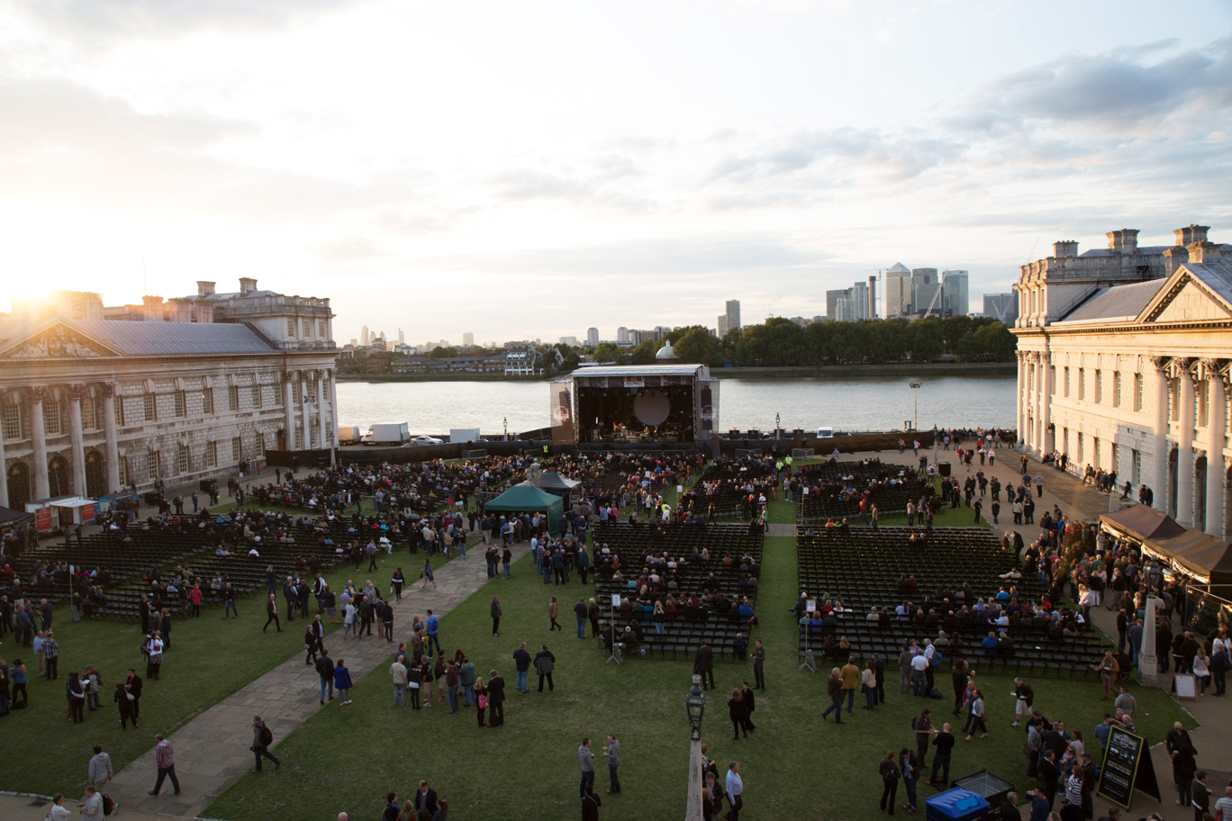 Hospitality Londons best festivals 2017 - greenwich music time
