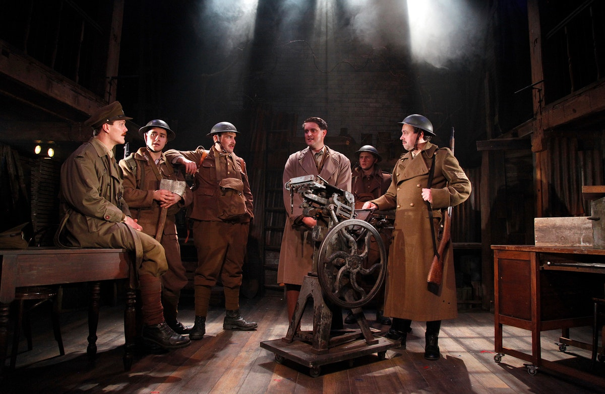 Theatre review: The Wipers Times, Arts Theatre