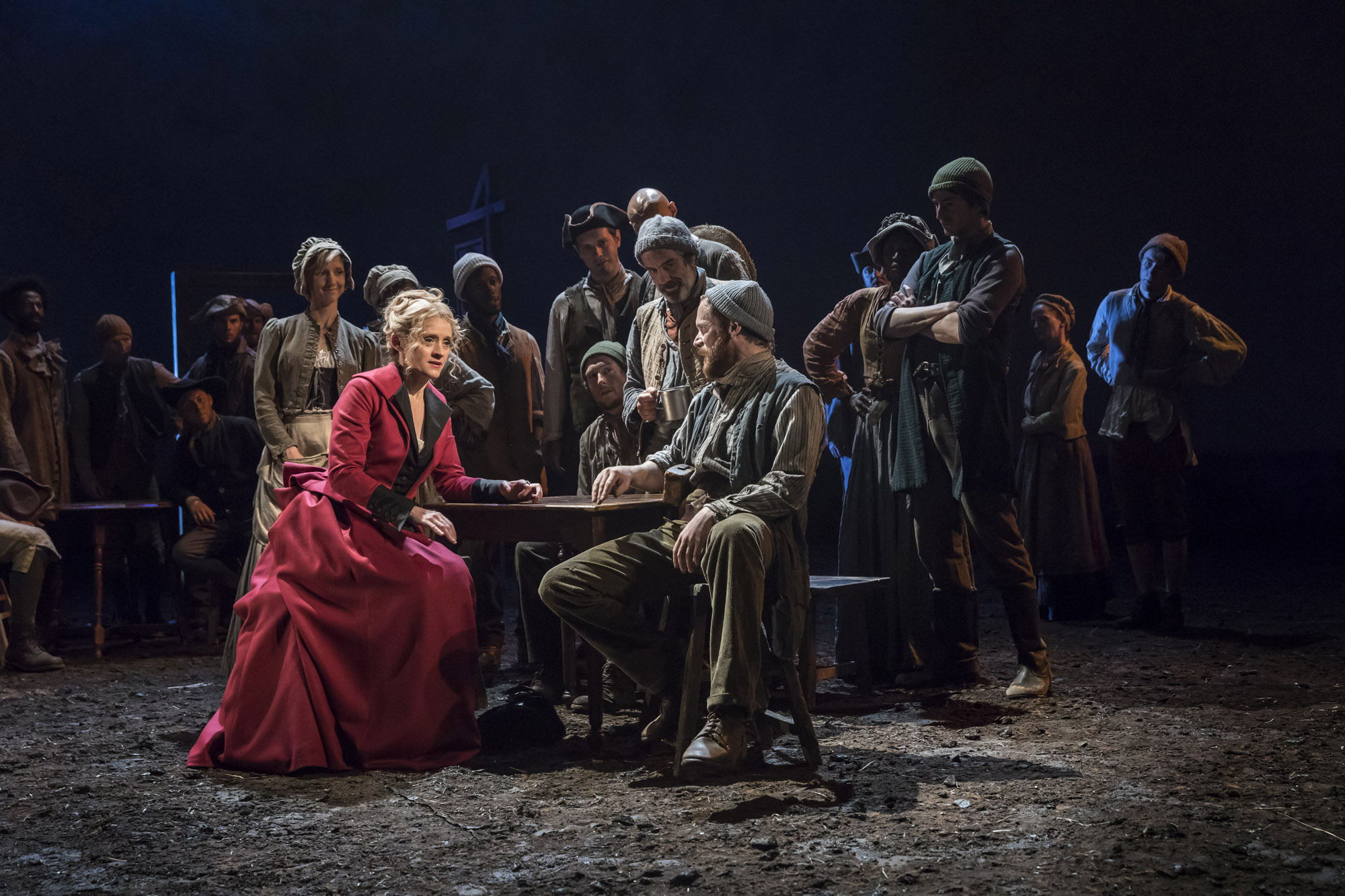 National Theatre Common review