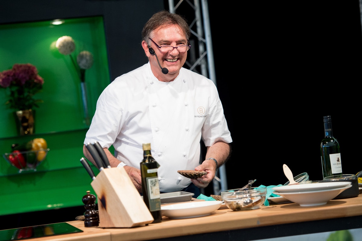Chef Raymond Blanc and GBBO winner Candice Brown to headline festival at Ascot