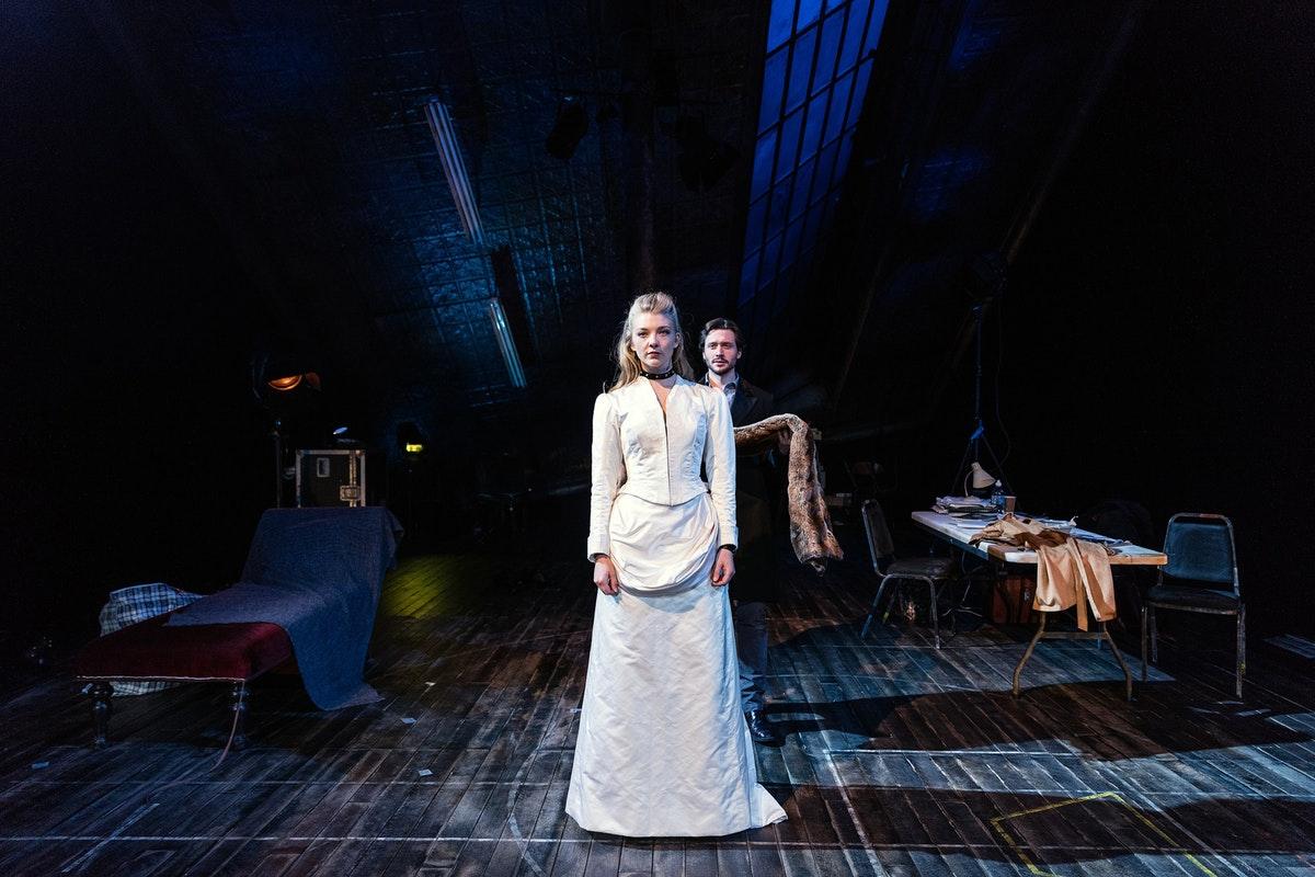 Theatre review: Venus in Fur, Theatre Royal Haymarket