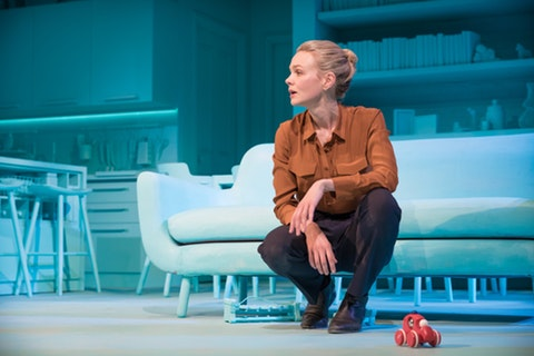 Theatre review: Girls & Boys, Royal Court, Jerwood Theatre