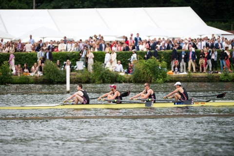 You can win a VIP experience for two at Henley Royal Regatta
