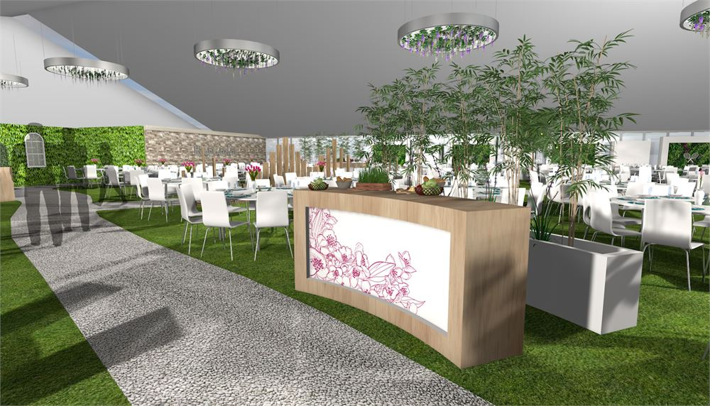Three new hospitality spaces at the Fever-Tree Championships tennis this June – check 'em out