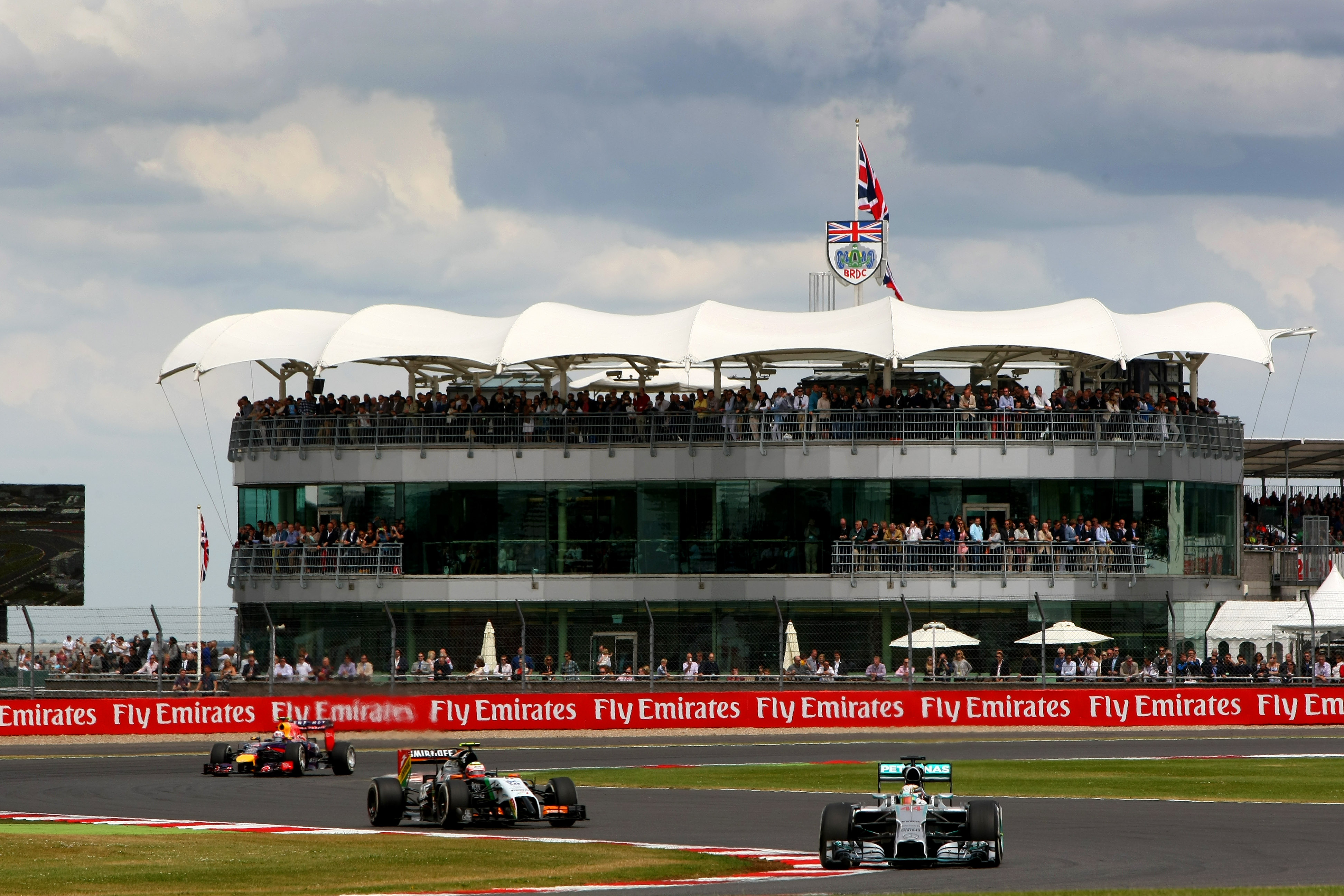 Silverstone - racing track