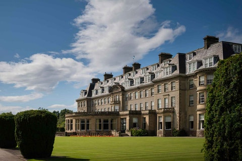 How groups can spend 24 hours at Gleneagles