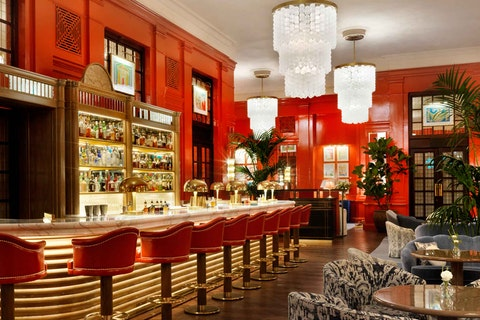 We checked out The Bloomsbury Hotel - here's what we thought