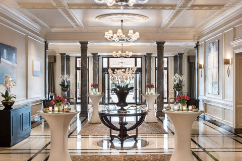 Business as usual and business done well: we review the Hyatt Regency London – The Churchill