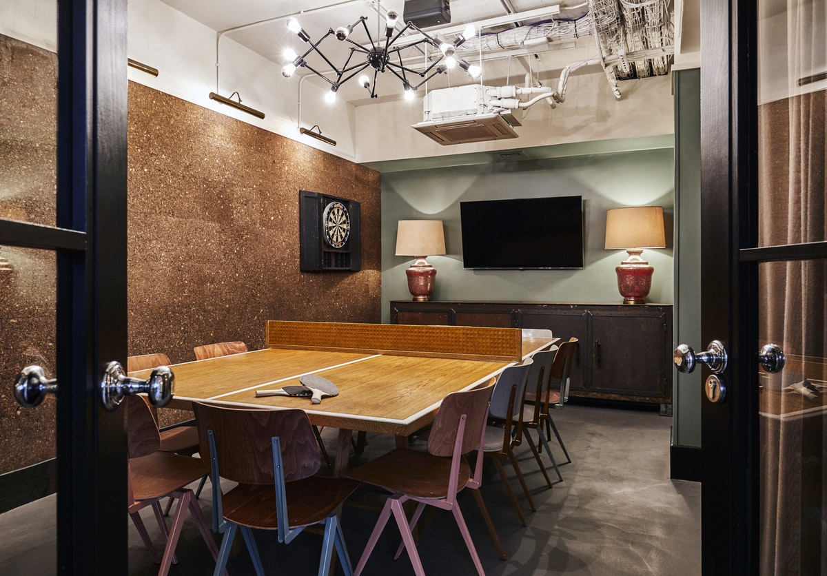 Work + play: the new breed of meeting spaces encouraging groups to get creative