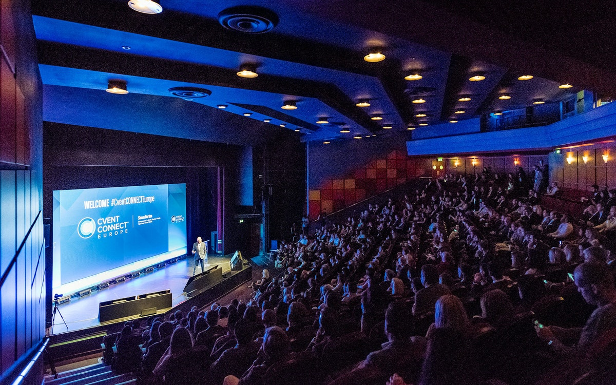 Who are the keynote speakers at this year's Cvent Connect Europe?