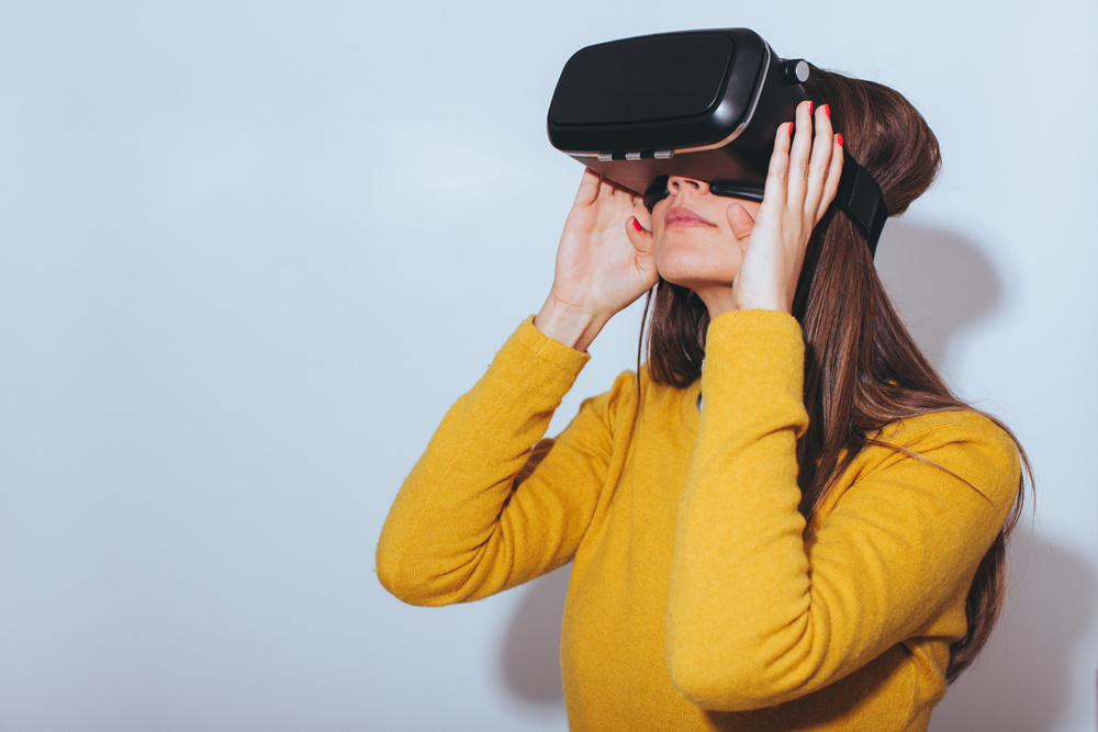 How to use technology effectively at your event virtual reality