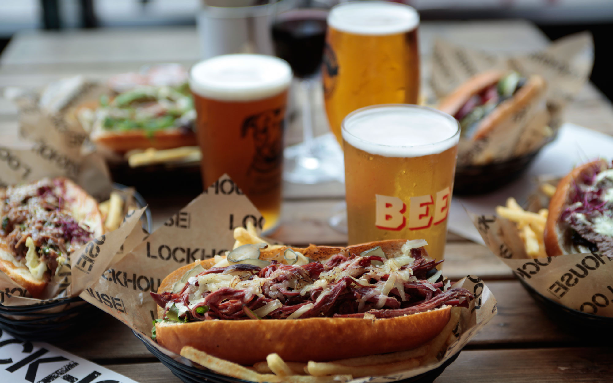 Craft beer revolution lockhouse london venues events drinks