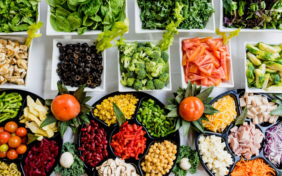 New year, new me: will healthy eating form the 2019 landscape for conference food?