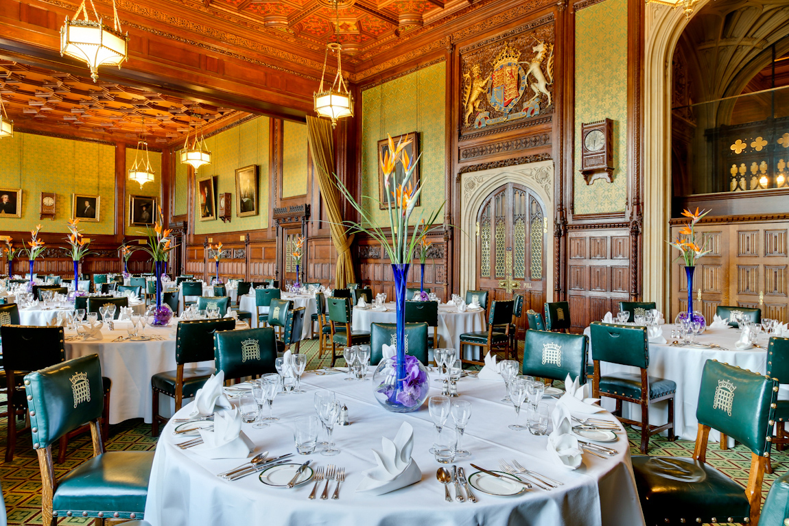 House of Commons members dining room