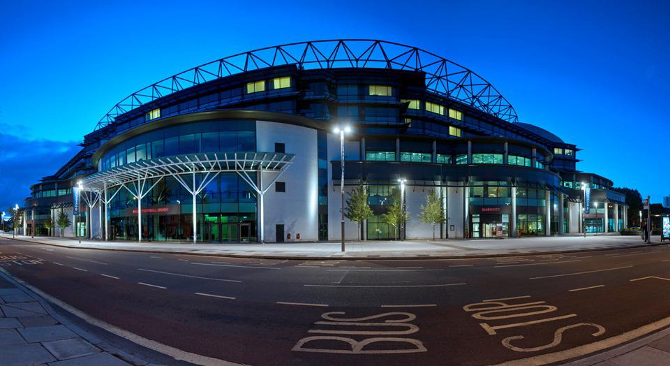 Twickenham Stadium - exterior